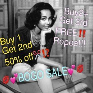 Other - BOGO Sale Bundle2+ and SAVE$$$$